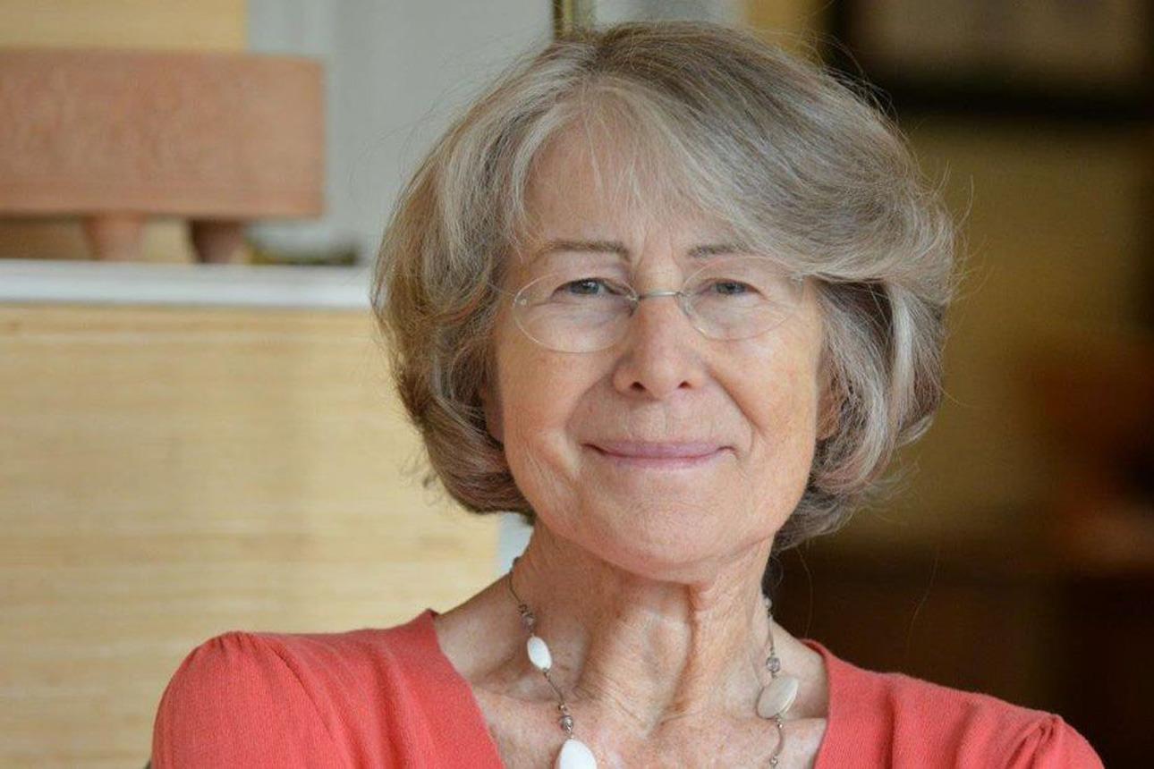 La théologienne catholique Anne Soupa