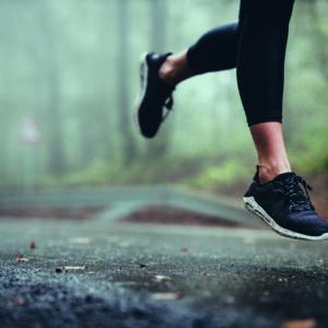 Running dans les bois
