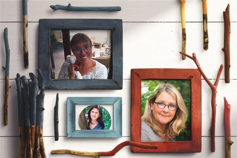 Portraits de trois femmes épanouies au service des autres